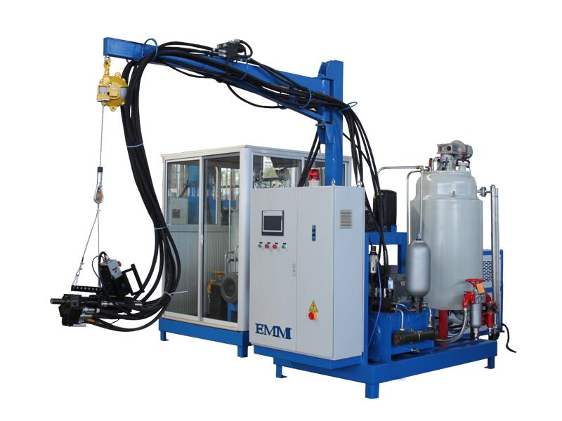 پودر پلی اورتان Spray Foam Insulation Machine