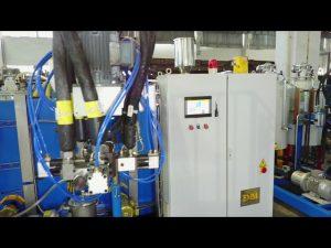 سه اجزای پلی اورتان الاستومر ریختن دستگاه / پلو الاستومر ریختن دستگاه / پردازش ریختن ماشین